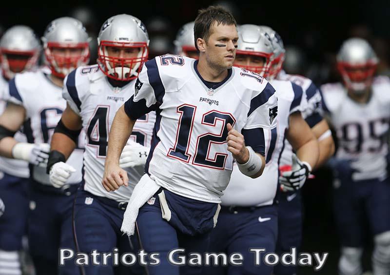 Patriots Game 2017