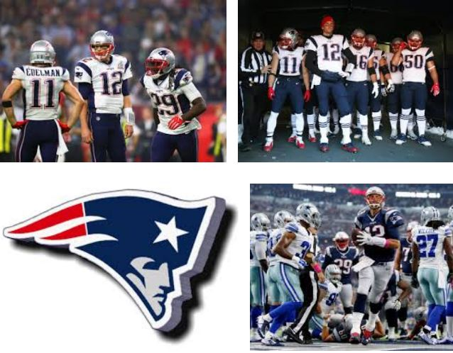 New England Patriots 2017